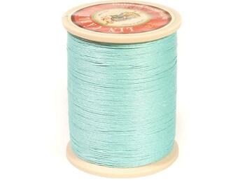 Sajou Waxed  Linen Thread: Jade