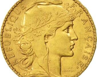france marianne 20 francs 1900 paris ef(40-45) gold km847 gadoury1064