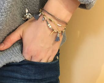 Bracelet five rows