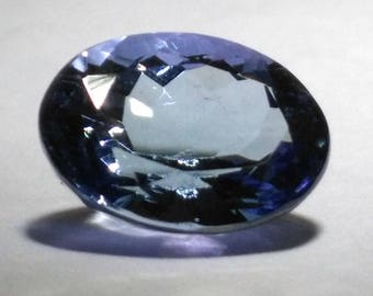 1.72 Ct Natural Best Blue Tanzanite Earth mined