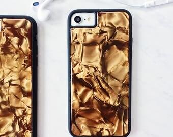Europhix Gold iPhone Case