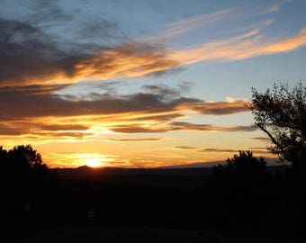 Santa Fe Sundown