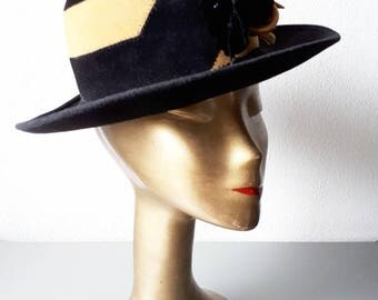 Back in Town - Vintage Hat