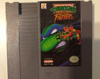 Teenage Mutant Ninja Turtles Tournament Fighters (NES)