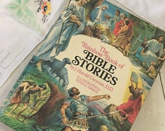 The Rainbow Book of Bible Stories