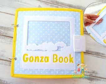 My first Gonza book