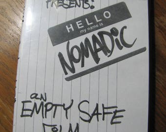 JBiscuit4Trees Presents: Hello, My Name is Nomadic