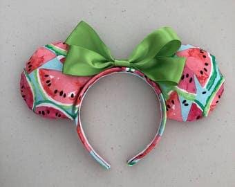 Watermelon Ears