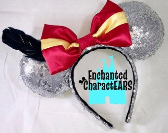 Dumbo Ears Custom Minnie Ears