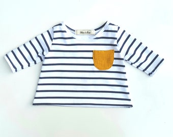 Tee-shirt Milho Oeko tex