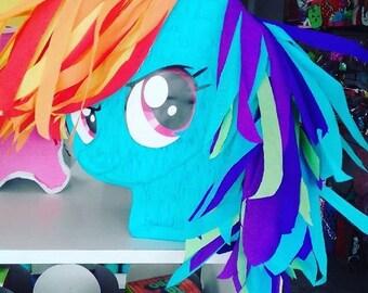 Pony Mini Pinatas
