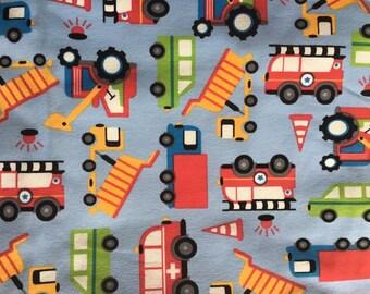 Vehicles knit fabric