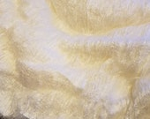 CRAZY Mulberry Silk Laps sheets batts 4x4 ft of silk 5.42 oz for nuno felting spinning blending or knitting