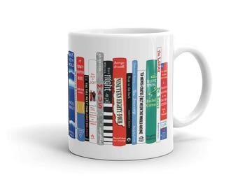Ideal Bookshelf Mug: Resistance