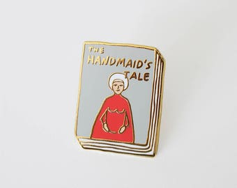 Book Pin: The Handmaid's Tale