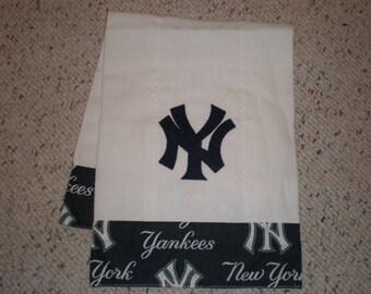 New York Yankees Baby Burp Cloth