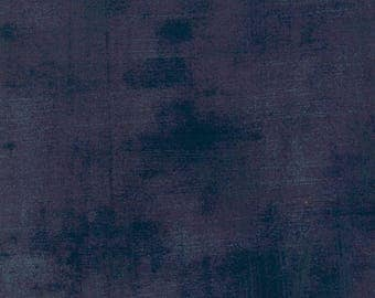Biscuits and Gravy - Grunge in Picnic Blue: sku 30150-175 cotton quilting fabric by BasicGrey for Moda Fabrics