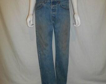 90's Levis jeans 501 W 30 waist