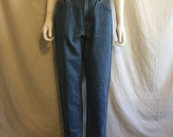 Womens Levis 550 Jeans - Relaxed Fit Tapered Leg  11 Sht Short   90s Levis Waist W  31