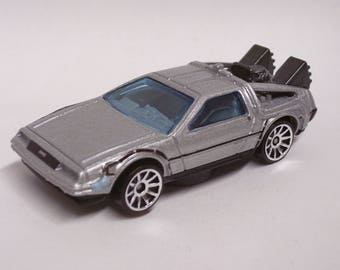 Back to the Future - Time Machine, DeLorean, Hot Rod, Man Cave, Refrigerator, Tool Box, Magnet
