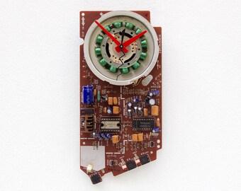 Turntable Motor Circuit board Clock