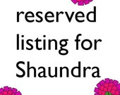 RESERVED for SHAUNDRA - Orange zinnia flat note cards