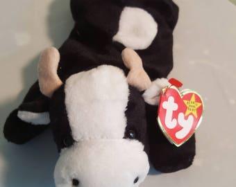 TY Beanie - DAISY the Cow