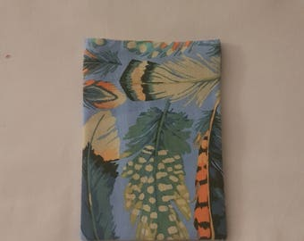 Fancy feathers passport cover