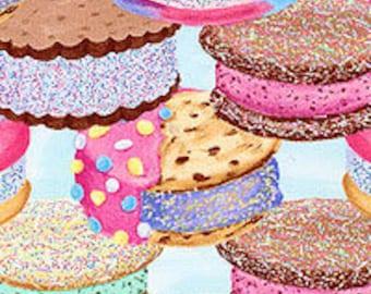 CUSTOM Reusable Cloth Menstrual Pad  - You Pick Backing - Pastel Ice Cream Sandwiches