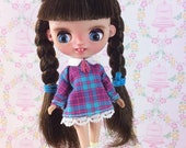 Custom Genuine Takara Petite Blythe