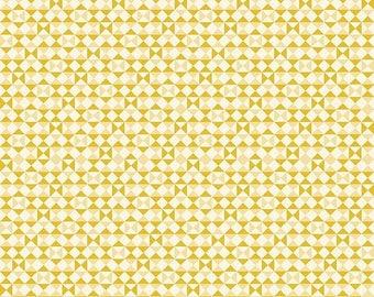 ON SALE Design By Dani Vintage Daydream Gold Geometric