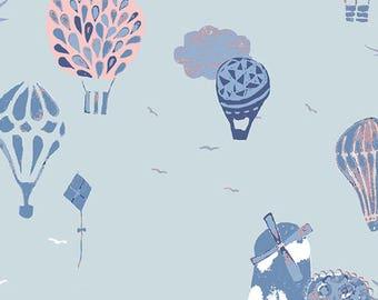 Fly Away Laat Fabric