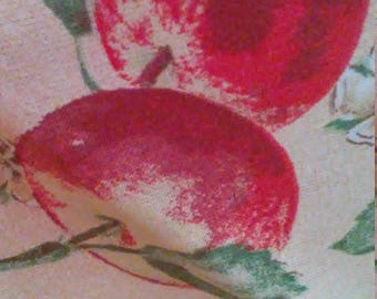 Vintage Apples Fabric by Daisy Kingdom circa 1980