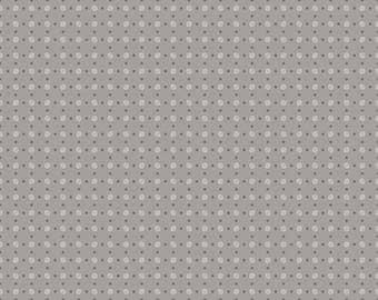 Bee Basics By Lori Holt Polka Dot Gray (C6405-Gray)