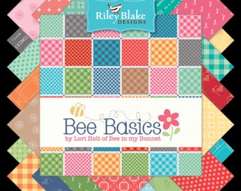 Bee Basics by Lori Holt - half yard Bundle - (31 half yards)