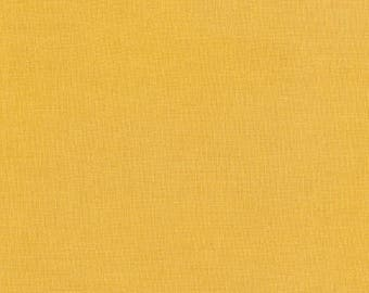 CURRY Color Kona Cotton Solid ~  Robert Kaufman Collection ~ Quilting Cotton Fabric