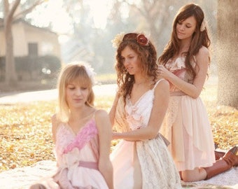 Individual Deposits for Heather Mayle's Custom Bridesmaids Dresses