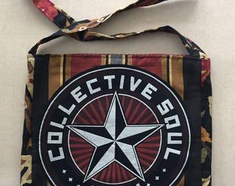 Collective Soul tshirt bag