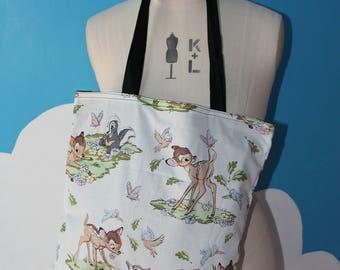 disney's bambi tote bag