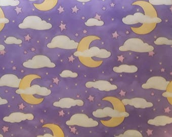 Debbie Mumm Moon and Stars Fabric