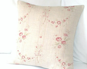 kate forman bella floral cushion throw pillow cover uk designer linen