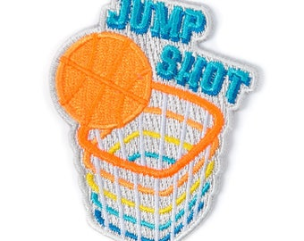 Jump Shot Velcro Patch