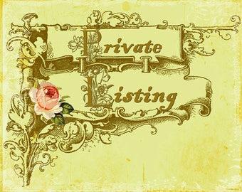 Private listing - ONE yard  Off White Eyelash Alencon Lace AL