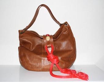 Marni hobo leather purse