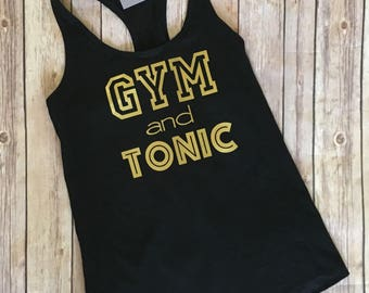 Gym and tonic tank