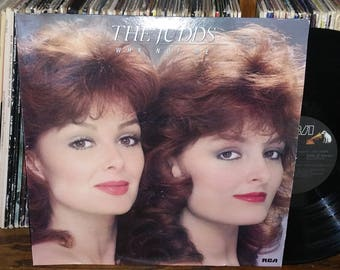 The Judds Why Not Me Vintage Vinyl Record