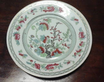Vintage Victoria Austria Indian Tree Plate