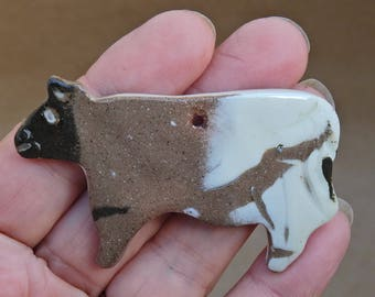 Cow ornament | Etsy