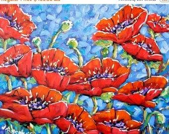 On Sale Fantasia Large Original Painting by Prankearts