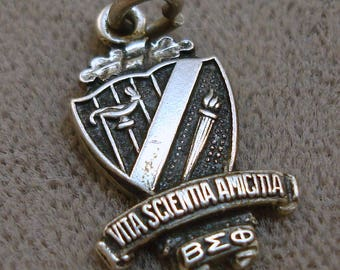 Beta Sigma Phi Sorority Charm